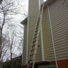 Chimney Repairs Entire
