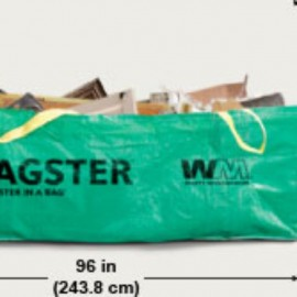 Trash Removal - Bagster Bag or Equivelent